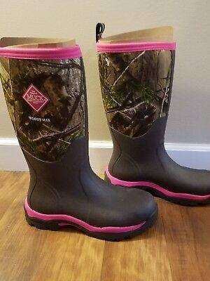 7efab604ea2 Hunting Footwear - Womens Camo Muck Boots