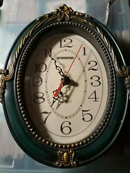 Small antique Design wall clock Analog
