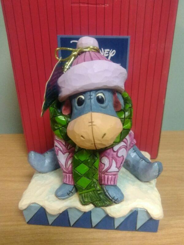 Jim Shore Disney Traditions Eeyore Waiting For Spring  Figurine 4057940