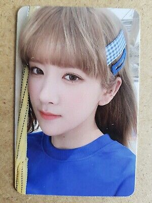 WJSN EXY Official PHOTOCARD #1 [FOR THE SUMMER] Special Album Cosmic Girls
