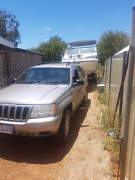 Jeep grand cherokee limited  South Yunderup Mandurah Area Preview
