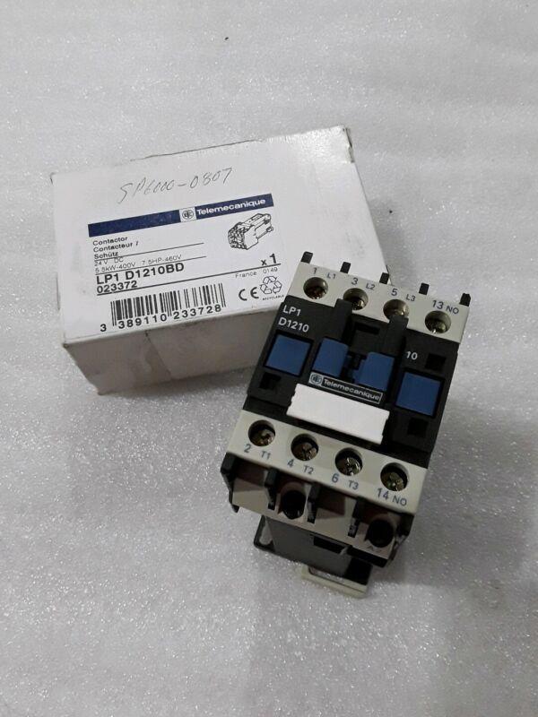LP1D1210BD SQUARE D TELEMECANIQUE CONTACTOR 24V NEW