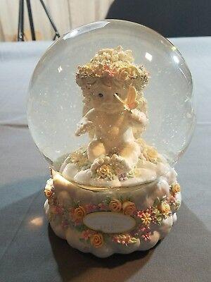 "Beautiful Snow globe ""Everything Is Beautiful Music ""Snow Globe Limited Ed"