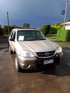MAZDA Tribute Classic 2003 many Extras Moe Latrobe Valley Preview
