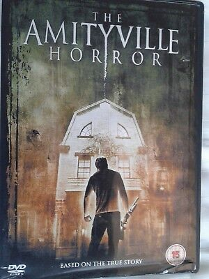 The Amityville Horror (DVD, 2005) Classic Scary Horror Movie.  Ideal Halloween. (Classic Halloween Movies Scary)