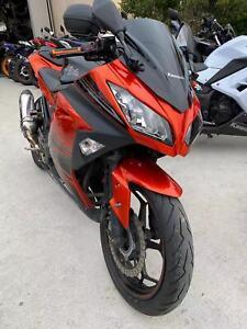 Kawasaki Ninja 300 lams Mascot Rockdale Area Preview