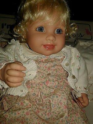 My twinn baby toddler doll original box +Extras