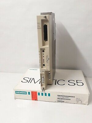 SIEMENS simatic S5 6ES5 944-7UB21 115U CPU 944B