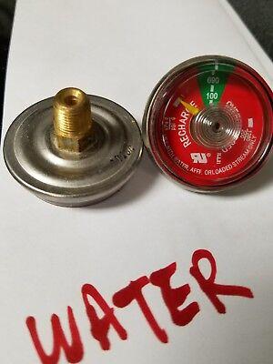 25 Pcs 2.99ea 100ws Water Base Fx Fire Extinguisher Gauge Compatible Code M -