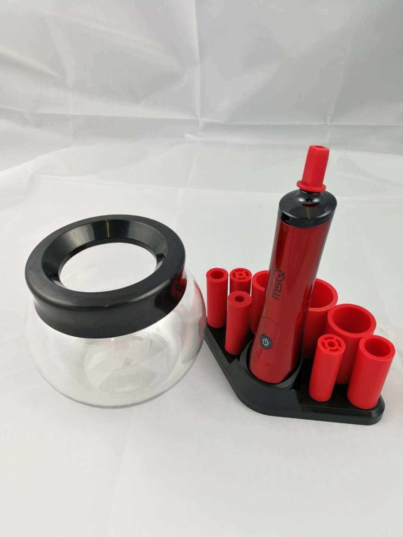 Elektrisch Make-up Pinsel Reinigen Reiniger und Trockner Set