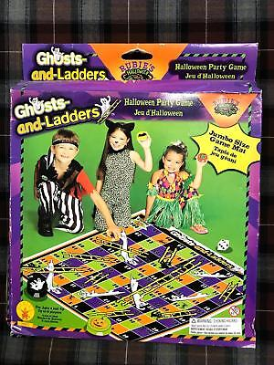 Rubie's Ghosts and Ladders Halloween Party Games Classroom Activities - Halloween Activities And Games