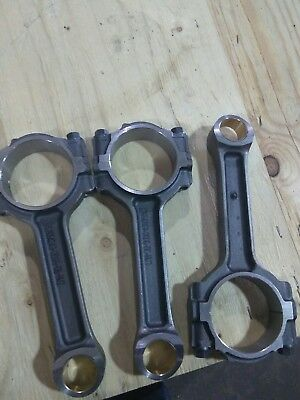 Connecting Rod Set - Ls LT1 floating pin connecting rods  6.2 set of 8 rods reconditioned