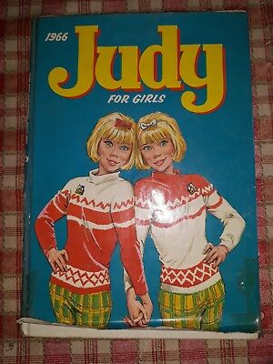 1966 Judy For Girls with dust cover