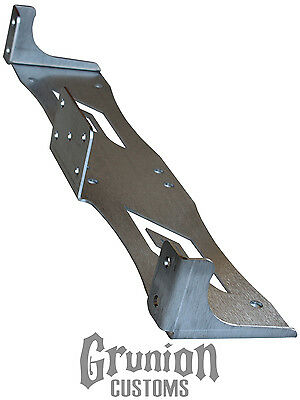 Dual Compressor Mounting Bracket for Viair 444C 480C Compressors Air (Air Bag Lowering Kits For Chevy Trucks)