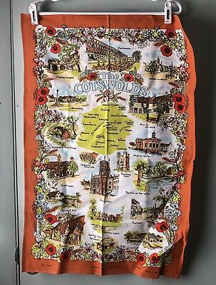 (The Cotswolds kitchen tea towel 29