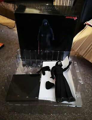 Star Wars ArtFX Kotobukiya Force Awakens Kylo Ren Collectors Action Figure READ