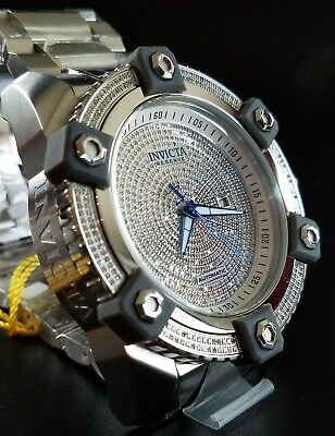 Invicta Reserve Grand Octane Limited Edition Swiss Automatic 3.06K Diamond Watch