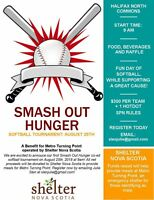 Softball tournament for a good cause