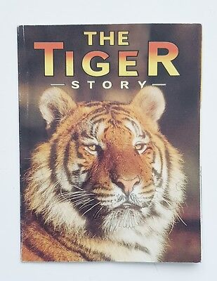 Vintage 1995 Kellogs Cereal Box Collectors Item The Tiger Story
