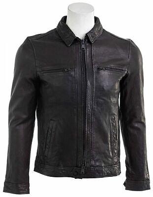ALLSAINTS Men's Lark Leather Jacket
