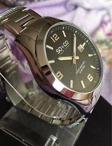 Brand New SO&CO New York Stainless Steel Watch by Sthurling Maroubra Eastern Suburbs Preview