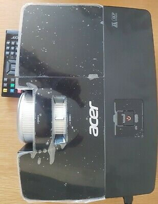 Acer X113 DLP SVGA 3D Projector 2800 Lumens With Remote