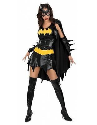 NEW Sexy Super Hero Batgirl Batwoman Halloween Costume Cosplay Bat Girl Party SM](Batwoman Halloween)