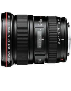Canon EF 17-40mm F4