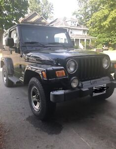 2003 Jeep TJ  *Certified and E-Tested*