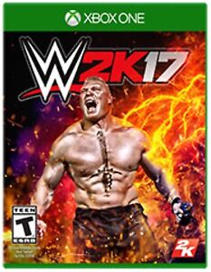 WWE2k17 ( only played once )