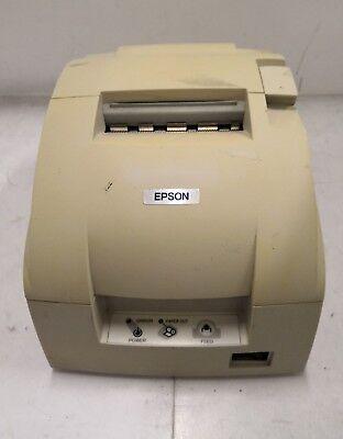 Epson Tm-u220d M188d Kitchen Printer Pos Usb Interface Wac