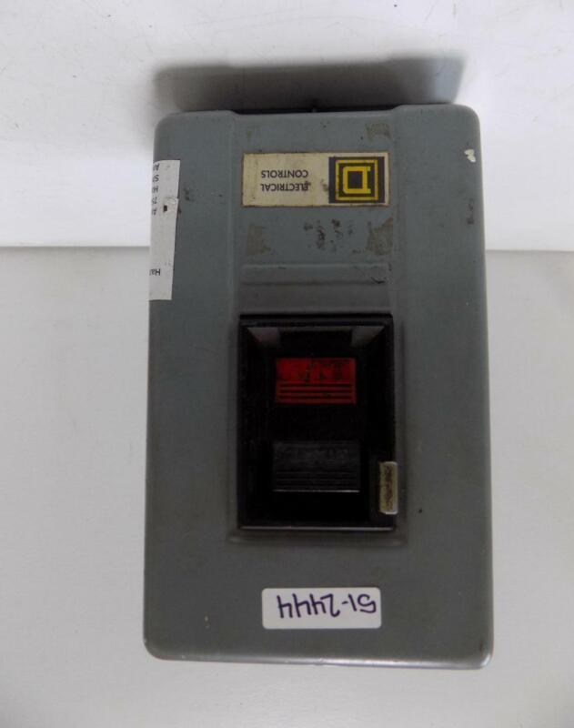 SQUARE D ELECTRICAL CONTROLS ENCLOSURE