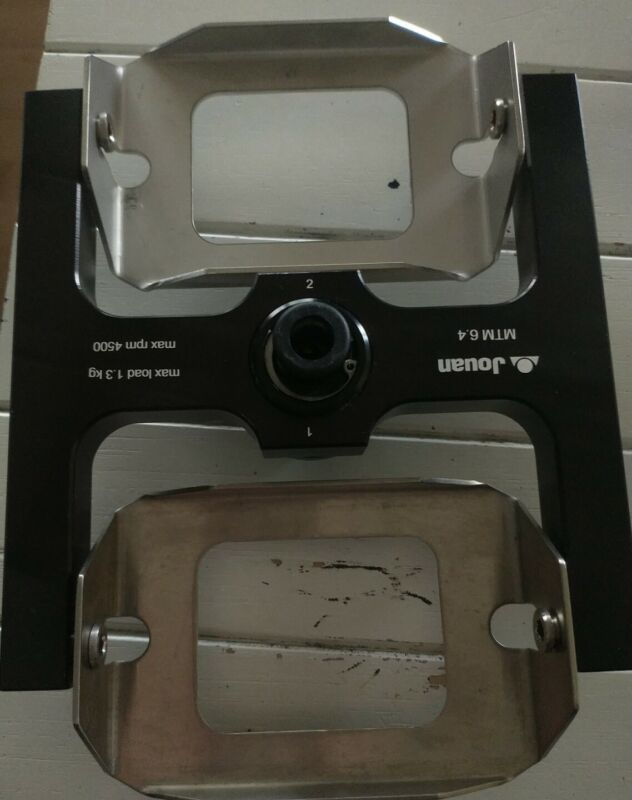 Thermo Scientific Juoan Dual Microplate Swing Out Centrifuge Rotor