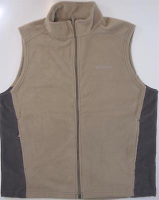 Columbia Mens Granite Mountain Fleece Vest Jacket Big 1X 3X