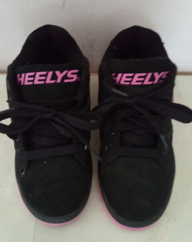 Heelys Girl