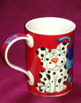 Top Dog Coffee Mug fine Stoneware from England