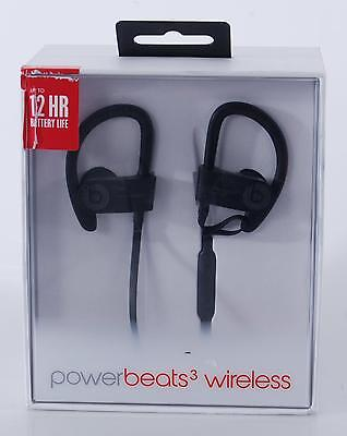 Beats by Dr. Dre Powerbeats 3 Bluetooth Earphones Inline Control Noise Isolation
