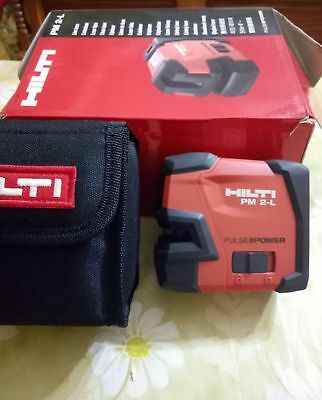 Hilti Pm 2-l Line Laser - Self-leveling Laser Level