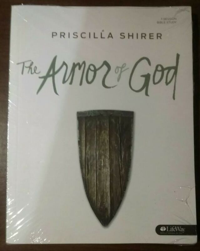 The Armor Of God By Priscilla Shirer Paperback