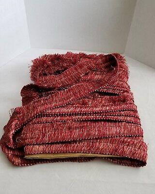 "Unotrim 0.75/"" France Braided Trim Craft Burgundy Red Sewing Notion Embellishment"