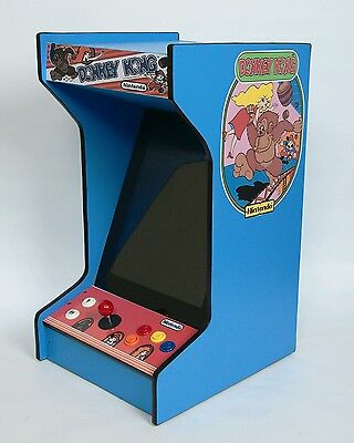 *New* Upright Bartop/Tabletop Arcade Machine With 412 Classic Games