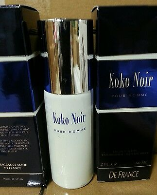 koko noir perfume