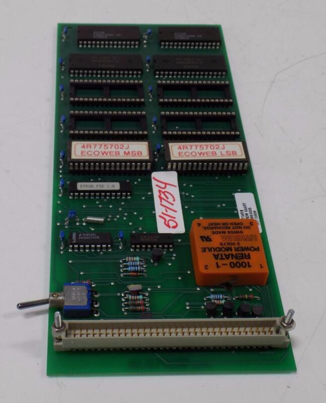 STORK CONTIWEB EEPROM CARD 3R715808