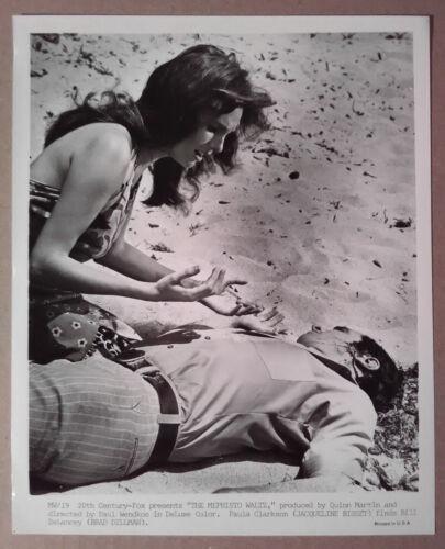 8x10 Photo~ THE MEPHISTO WALTZ ~1971 ~Jacqueline Bisset ~Bradford Dillman