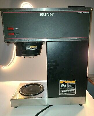 Bunn Vpr Series Commercial Coffee Machine