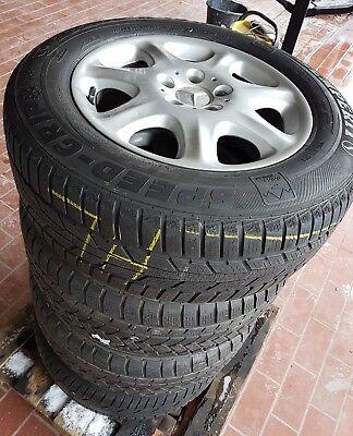 Räder Mercedes S Klasse 225 60 R16 98H mit Alufelgen
