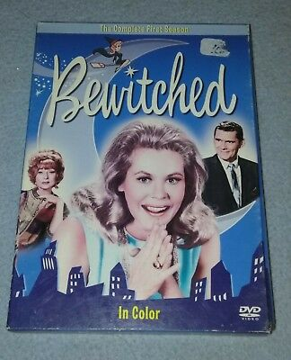 Bewitched: complete Season One DVD *RARE opp