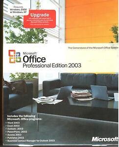 microsoft office 2003 professional englisch neu mwst rechnung. Black Bedroom Furniture Sets. Home Design Ideas