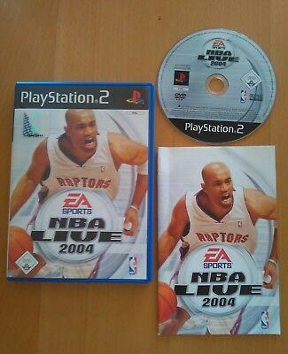 Usado, playstation 2 NBA Live 2004 EA Sports original comprar usado  Enviando para Brazil
