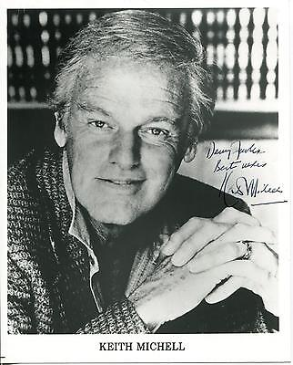 KEITH MICHELL ACTOR IN THE SIX WIVES OF HENRY THE VIII SIGNED PHOTO AUTOGRAPH